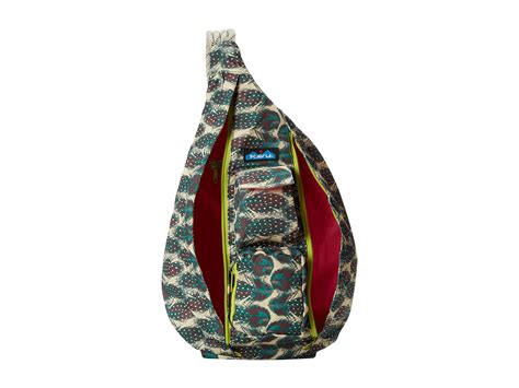 kavu rope sling spotted plume zappos free shipping
