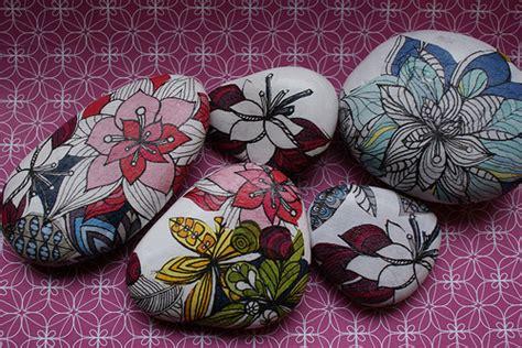 Decoupage Rocks - decoupage stones flickr photo