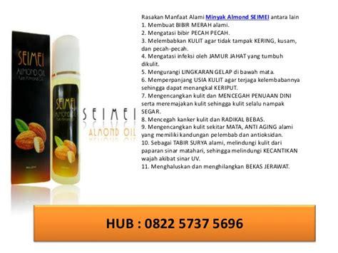 Minyak Almond Untuk Bibir penumbuh rambut bayi tercepat seimei 0822 5737 5696