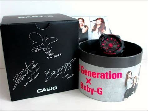 Sale Phone Snsd Member Baby G generation x baby g 20th anniversary limited edition
