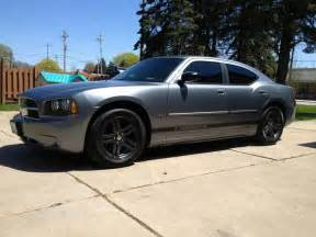 my 2006 dodge charger with gunmetal grey powder coated