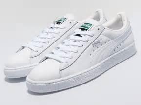 puma basket white sneakernews com