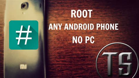 how to root any android device without pc how to root any android phone without computer 2017 tech salman