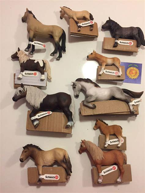 schleich pferde horse club bauernhof tiere