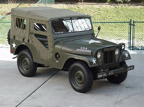 military jeep 53 willys military jeep not mine maybe someone here