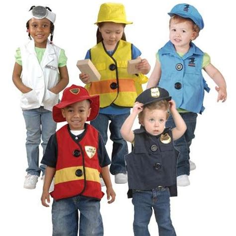 Toddler Dress Up Wardrobe toddler dress up vests hats 60 children