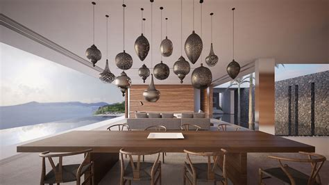 Modern Dining Room Lighting Ideas by Moroccan Style Pendant Lights Create A Stunning Focal Point