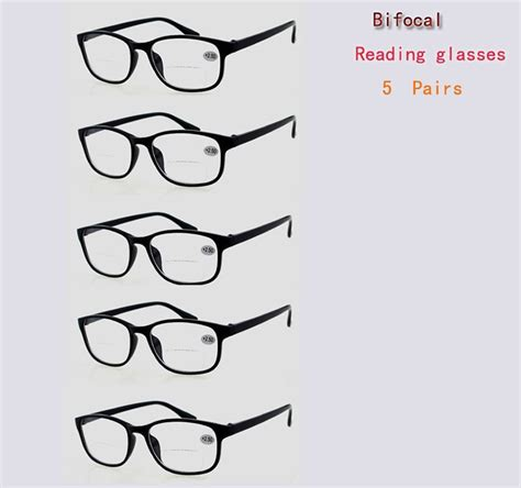 8 Pretty Pairs Of Readers by 5 Pairs Polarized Lenses Bifocal Pc Plastic Reading