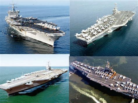 biggest battleships in the world aircraft carriers here are some of the largest