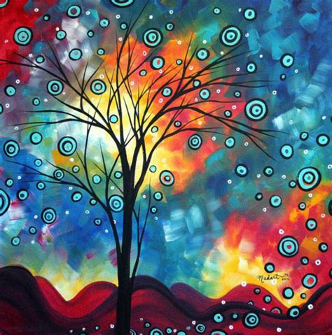 imagenes figurativas 25 mind blowing colorful landscapes by madart ultra