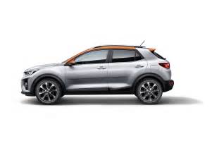 Kia Small Suv New Kia Stonic Sub Compact Suv Officially Unveiled