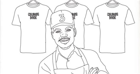 coloring book mixtape chance coloring book chance list cast coloring pages