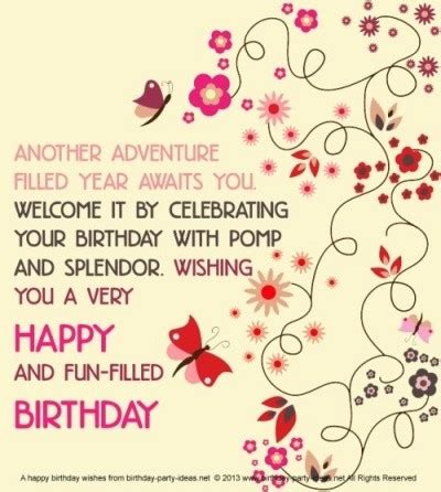 I You Happy Birthday Quotes Adventure Of Celebrating Birthday Greetings Quotes