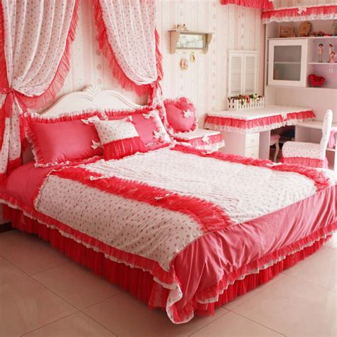 bed set creative ideas for s day bedding curtains