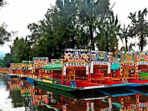 floating boats mexico city mexico city and xochimilco floating gardens tour