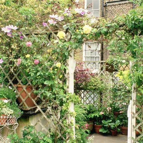 Trellis Arch Top Garden Trellis Ideas Ideal Home