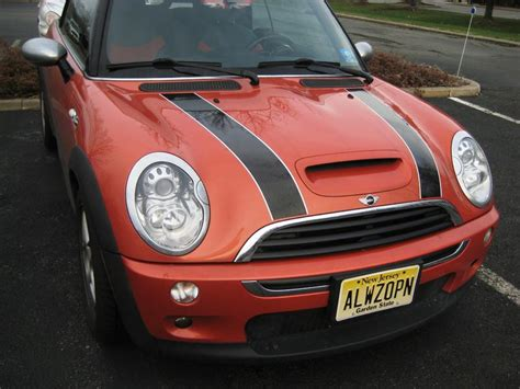 Mini Cooper Vanity Plates by Clever Mini License Plates Page 3