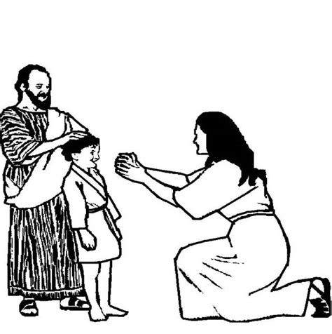 coloring pages jesus raising widow s best photos of widow dead craft miracles of jesus