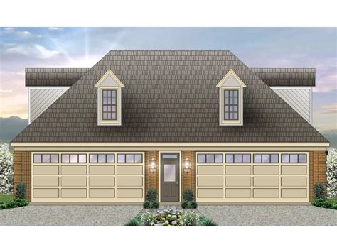 Four Car Garage Plans by Garage Apartment Plans 4 Car Garage Apartment Plan