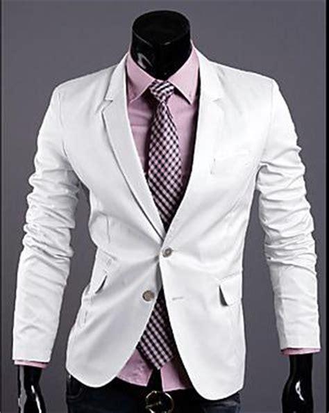 combinaciones con saco blanco de hombre camisas para hombres de vestir
