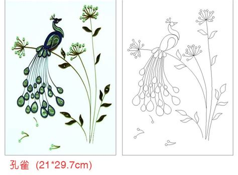 quilling template 25 best ideas about quilling animals on