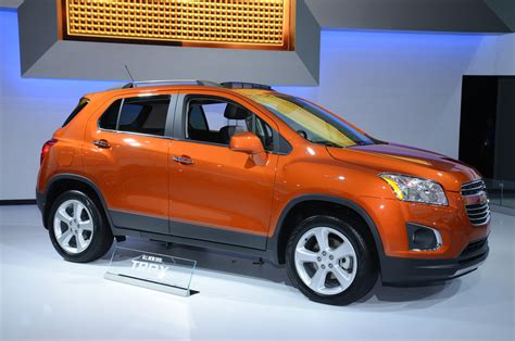 2015 chevrolet trax 2015 chevrolet trax side view photo 8