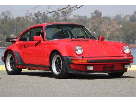 porsche 930 turbo for sale 1979 porsche 930 turbo for sale classiccars com cc 778547