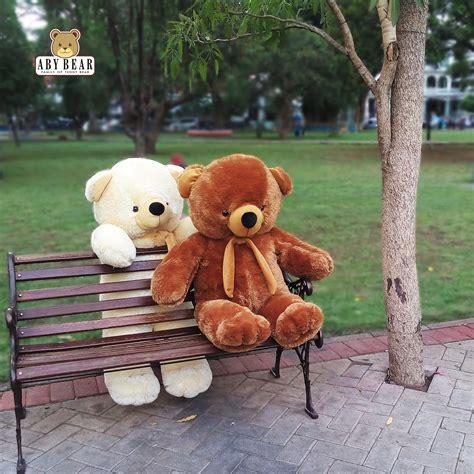 Boneka Panda Kelopak Jumbo Fanta Putih Terbaru gambar lucu boneka beruang teddy jual boneka teddy