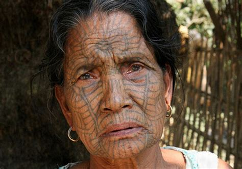 tattooed old lady 31 impressive with tattoos creativefan