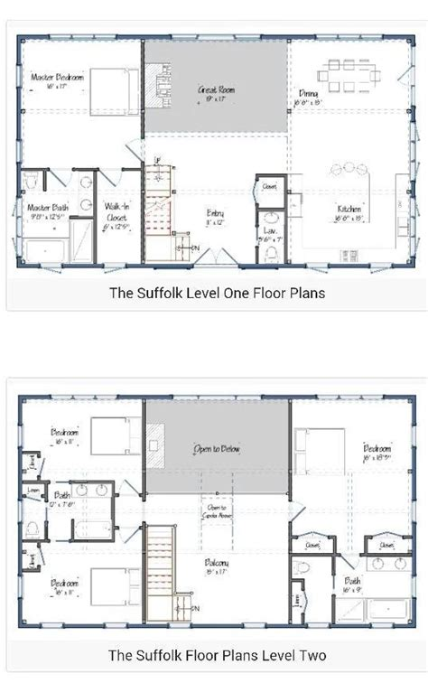 floor plans for barndominium 25 best ideas about barndominium floor plans on pinterest
