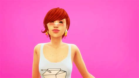 sims 4 maxis match hair my sims 4 blog newsea maxis match retexture for females