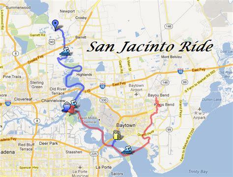 san jacinto texas map san jacinto river houston map houston clear lake map houston lake map houston dallas
