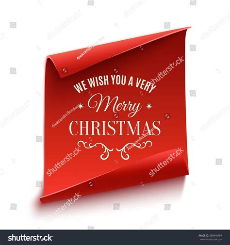 curved card template we wish you a merry greeting card template