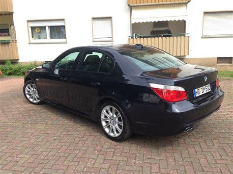 Bmw E61 Tieferlegung Hinten by E60 530xd 5er Bmw E60 E61 Quot Limousine Quot Tuning
