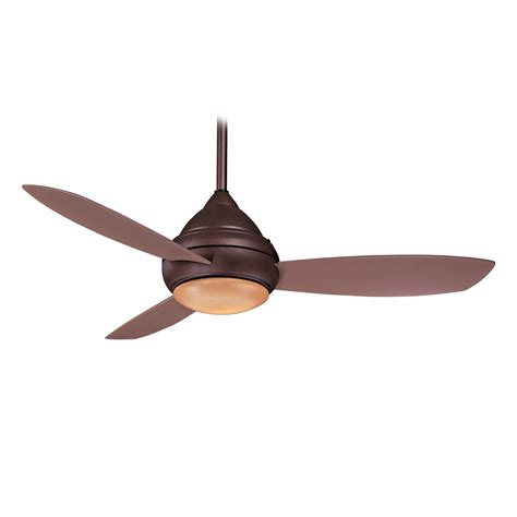Minka Aire Outdoor Ceiling Fan by Concept I Outdoor Ceiling Fan By Minka Aire Fans F577 Orb Rustic Design