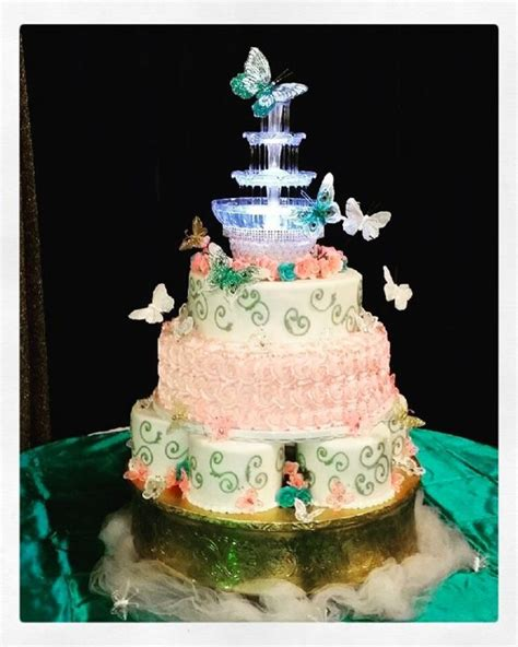 Quinceanera Cakes by Quincea 241 Era Sweet Sixteen Cakes Azucar Bakery