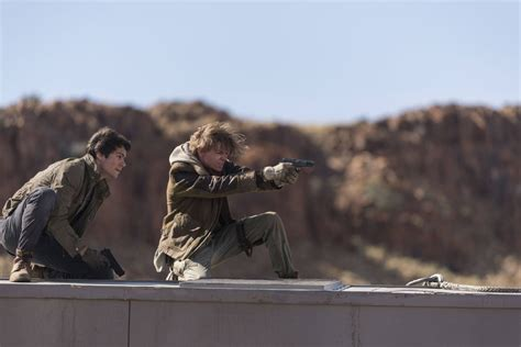film maze runner 3 maze runner 3 could use more twists and turns for series