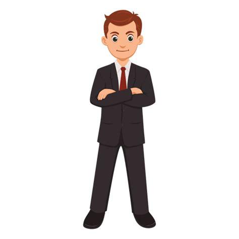 imagenes animadas hombres businessman profession cartoon transparent png svg vector