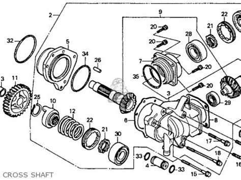 1987 honda shadow wiring diagram 1987 free engine image