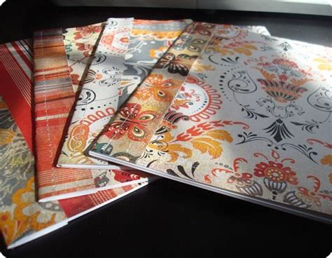 Diy Handmade Journals - journals notebooks from cardstock and copy paper