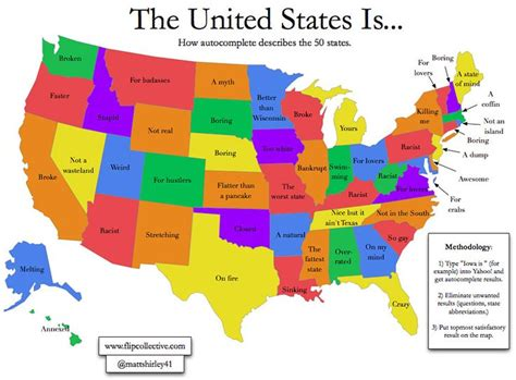 us map guess states united states according to autocomplete actually we are
