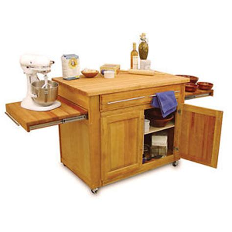 butcher block portable kitchen island butcher block kitchen island cart drawer storage table counter shelf portable ebay