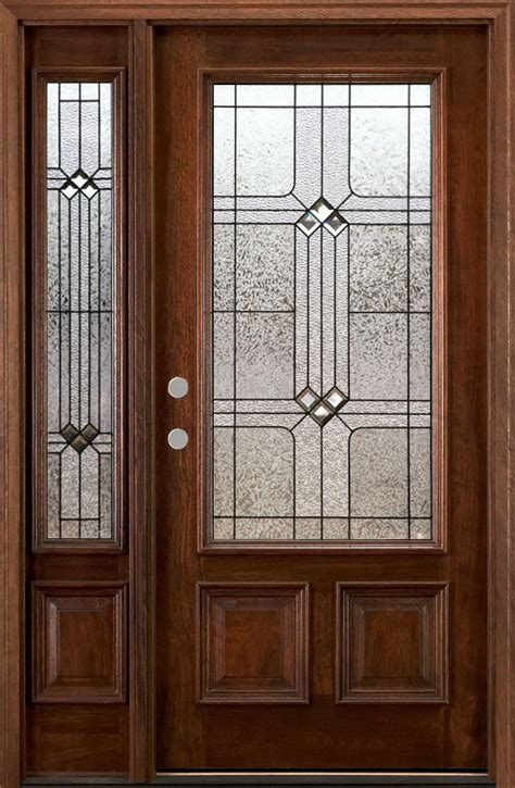 door with one sidelight front door with sidelights doors with one sidelite