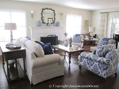 Blue Home Decor Ideas | room blue and white living room decorating ideas blue