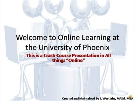 powerpoint templates university of phoenix online learning rmf pt 1 with audio authorstream