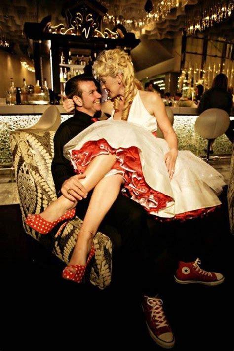 Hochzeit 50er by Retro Hochzeits 50er Jahre Retro Hochzeit 2096193
