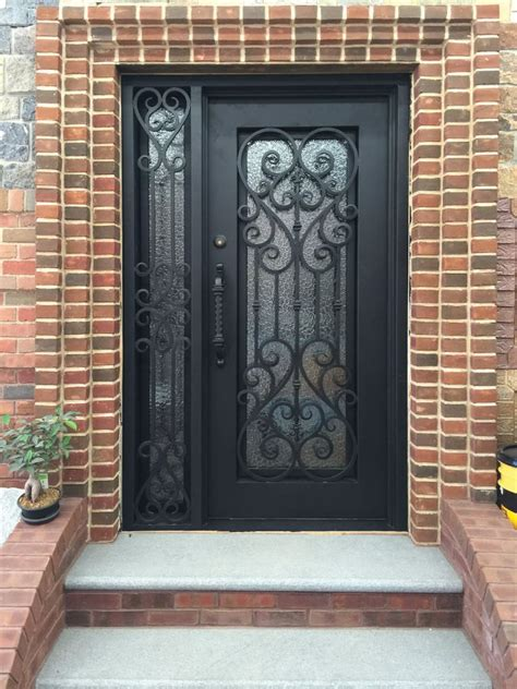Iron Front Door Prices Front Door With Sidelights Price Single With Sidelights Yellow Front Door With Sidelights