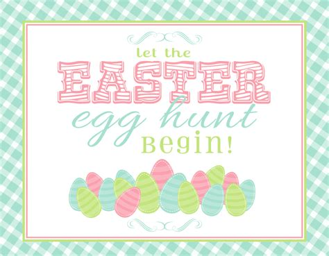 easter templates free easter egg hunt template for free happy easter