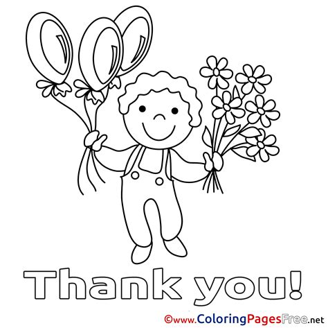 thank you coloring pages thank you coloring pages sketch coloring page