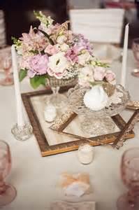 creative table centerpiece ideas 20 inspiring vintage wedding centerpieces ideas